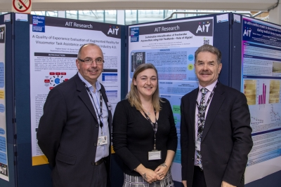 AIT Postgraduate Research Showcase Inspires Early Stage Academics