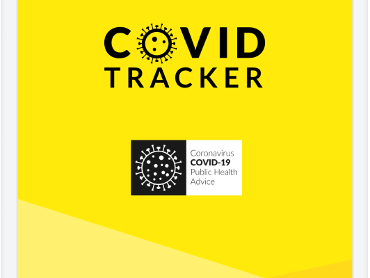 COVID TRACKING APP   INFORMATION AND ADVICE