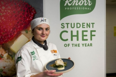 AIT Culinary Arts Student Crowned Knorr Chef of the Year
