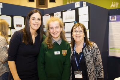 Offaly Student Wins Top Prize at SciFest@Athlone IT for Innovative Greywater Eco-treatment System