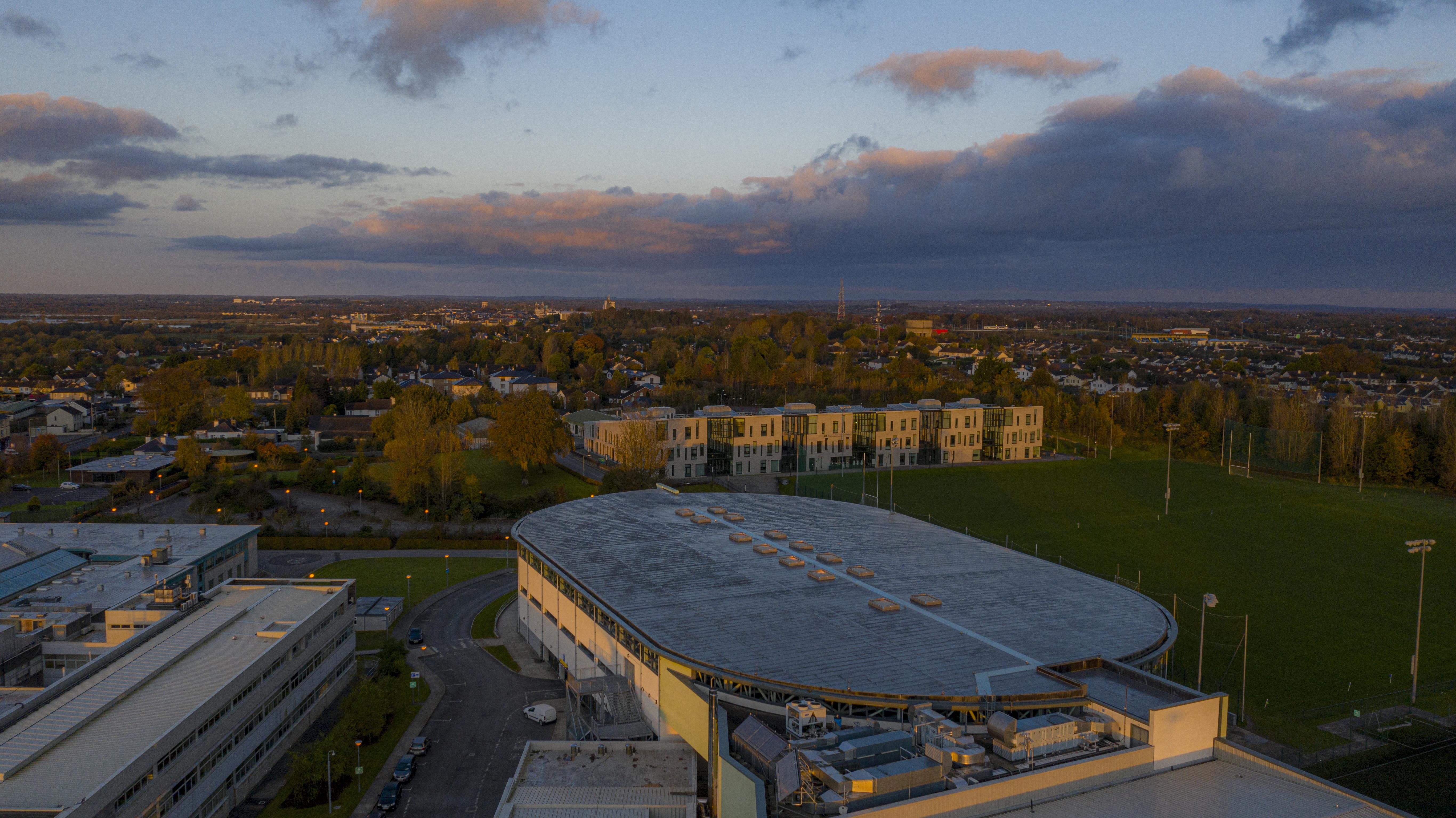 AIT Campus Aerial View