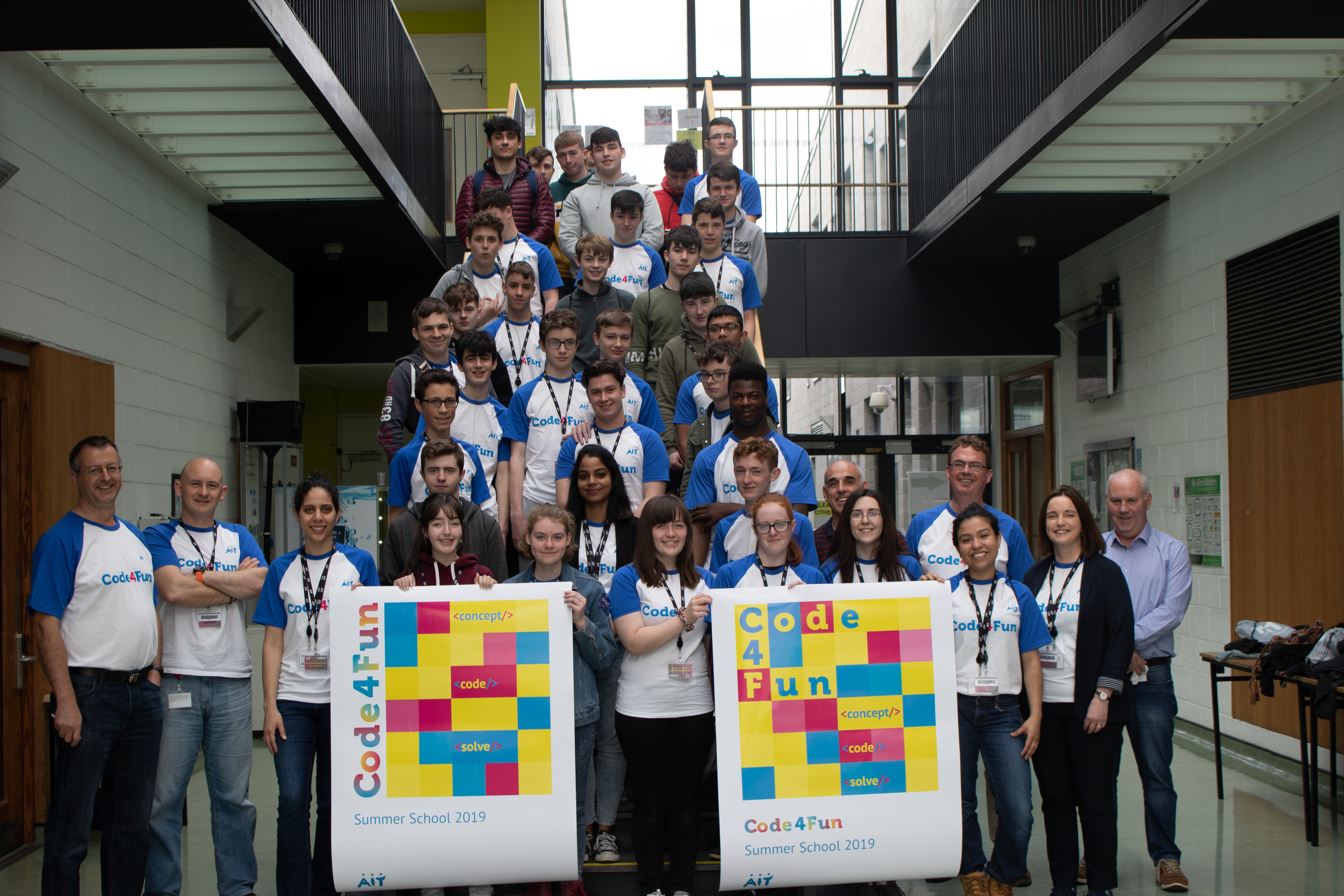 Code4Fun Summer School 2019