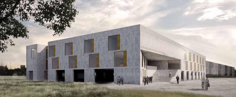 Artists Impression of New STEM Building