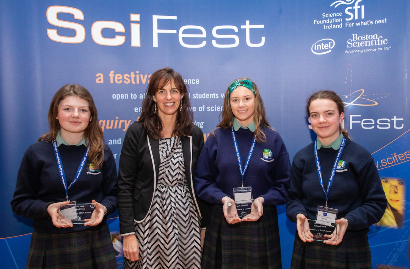 SciFest 2018 - Athlone Community College National Winners