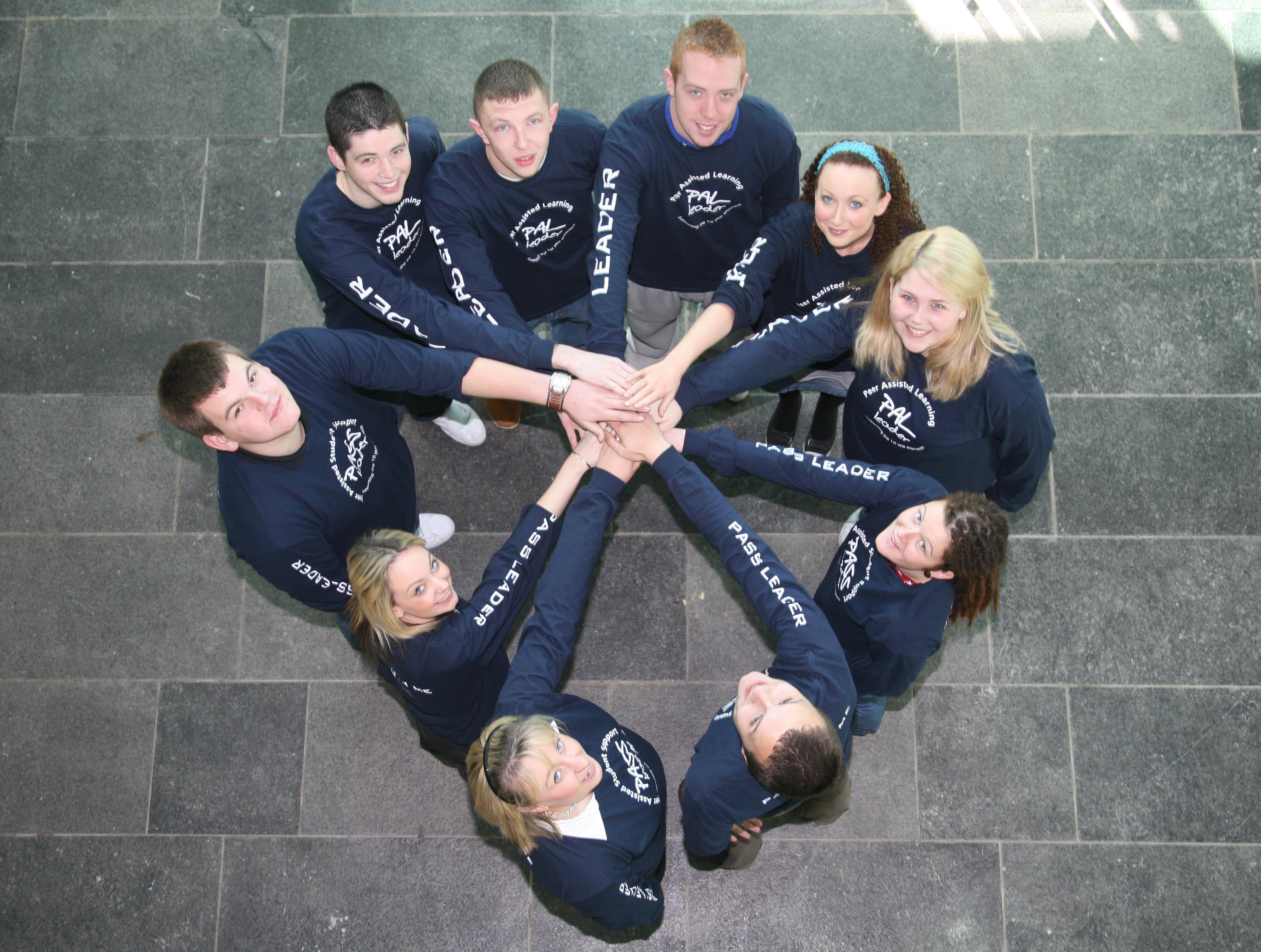 PASS circle photo