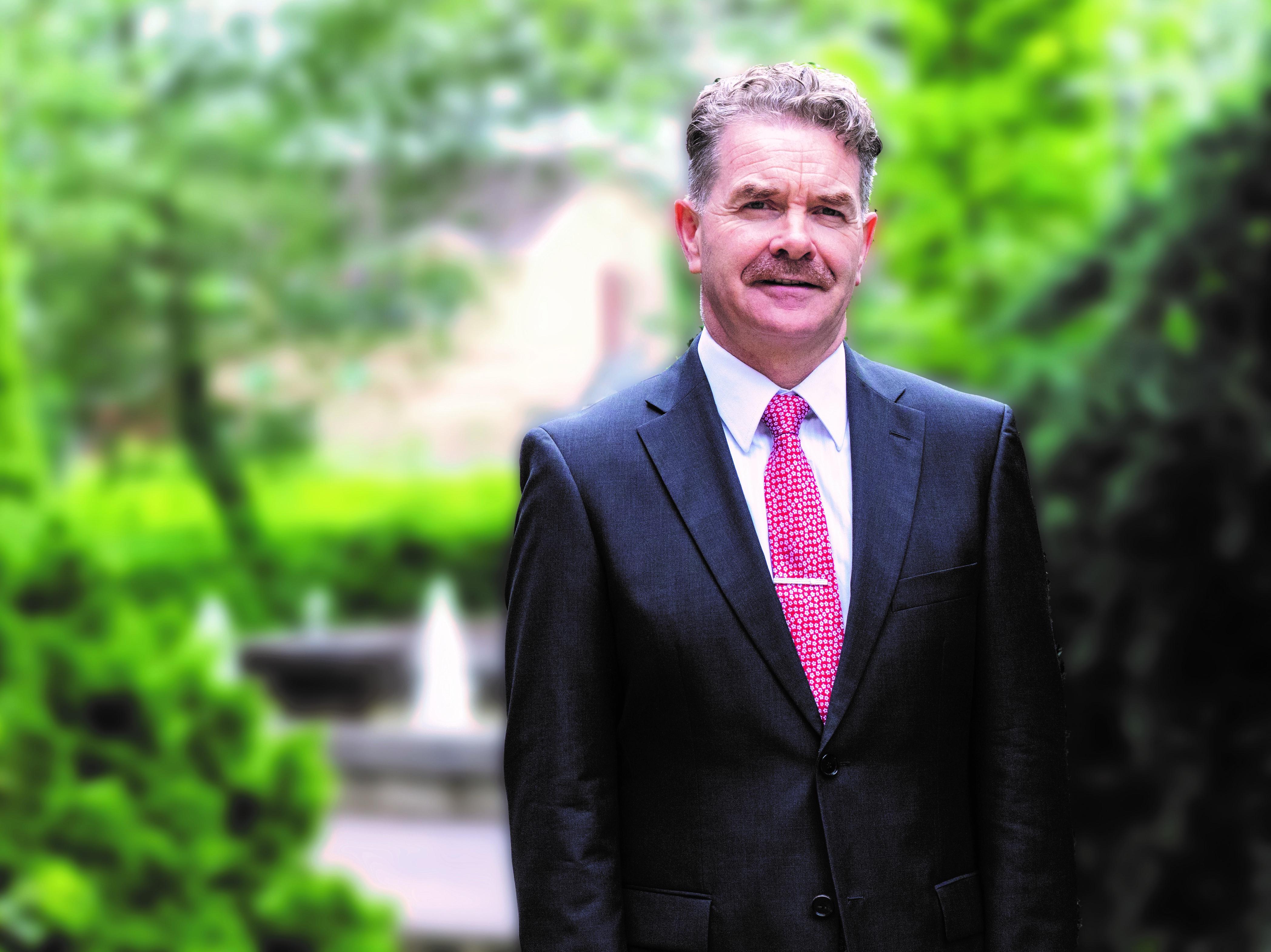 AIT President Professor Ciarán Ó Catháin