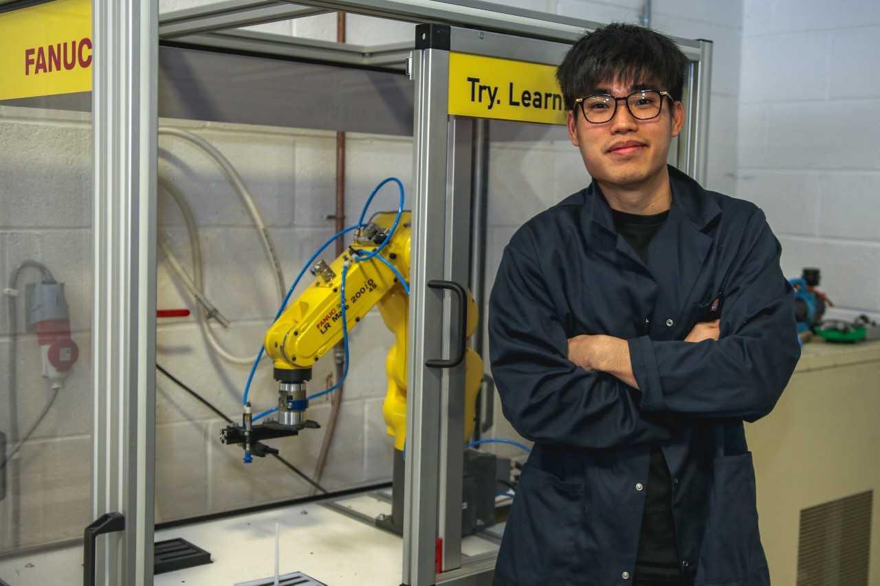 Smart Manufacturing - Daniel U Jing Ong